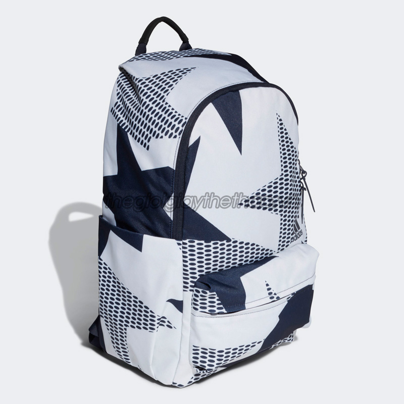 Balo adidas Classic ID Graphic Backpack - White - DT4065 3