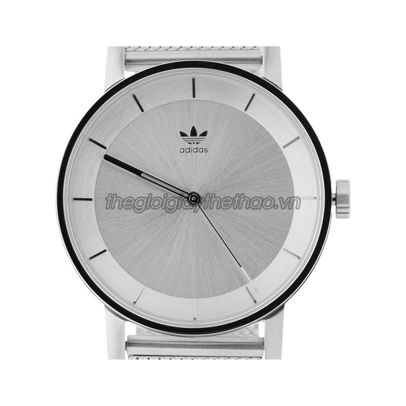 Đồng hồ Adidas District_M1 Silver h1