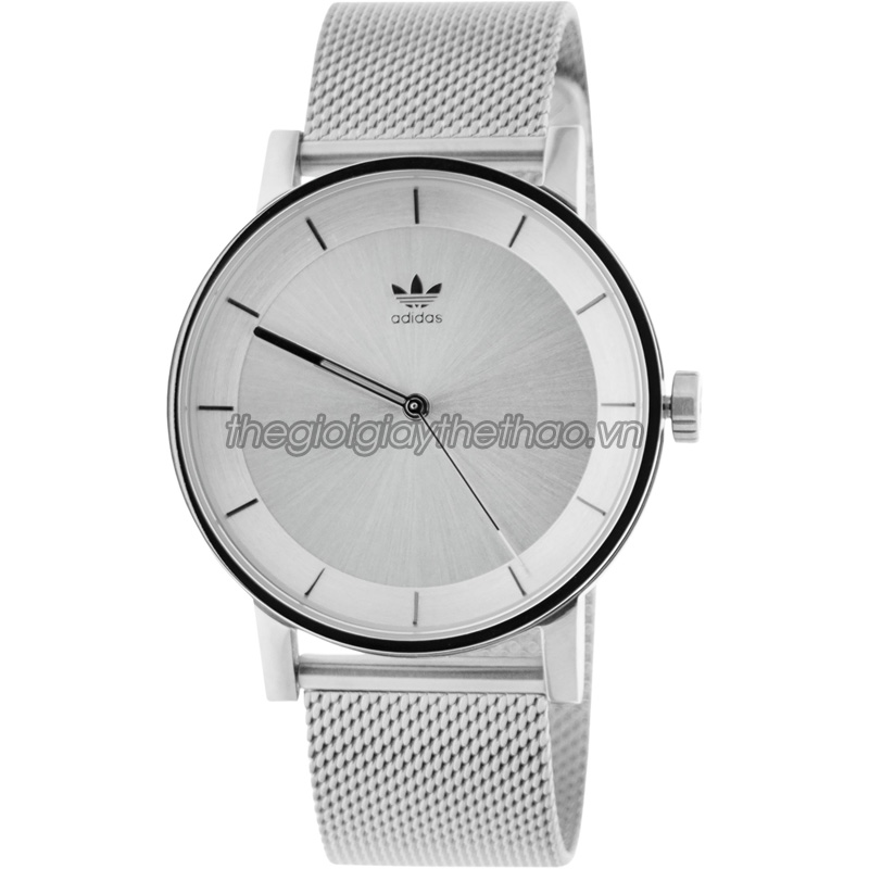 Đồng hồ Adidas District_M1 Silver h3