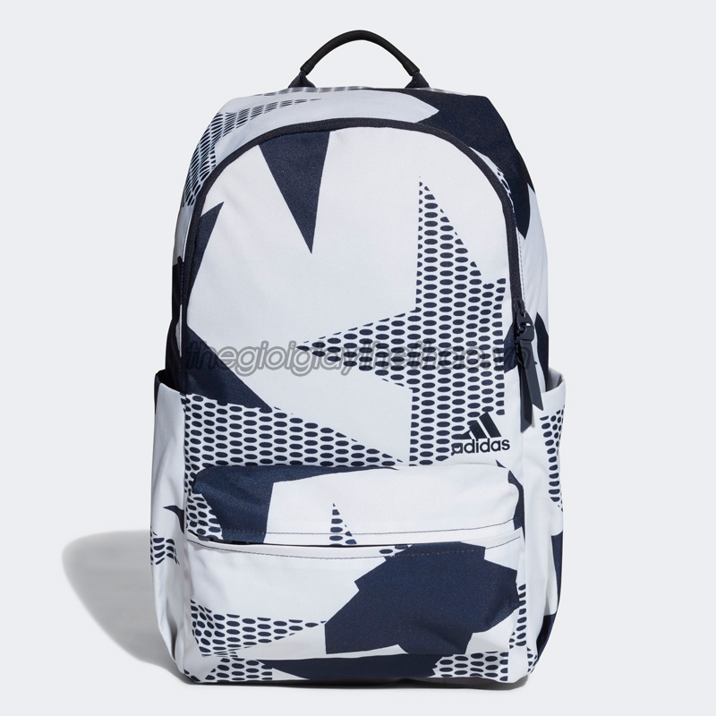 Balo adidas Classic ID Graphic Backpack - White - DT4065