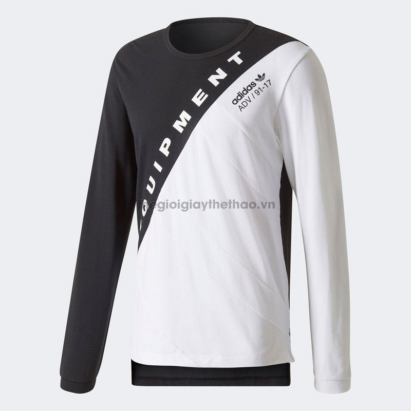 ÁO ADIDAS EQT BURNSIDE SHIRT BQ2096