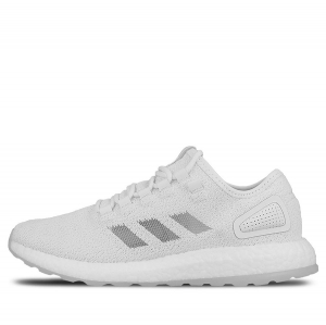 Adidas x Sneakerboy x Wish x Sneaker Exchange Pure Boost White