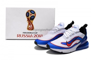 Giày thể thao nam Nike Air Max 270 in mercurial styles for WorldCup 2018