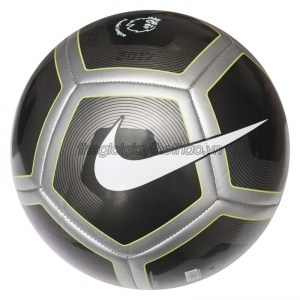 Bóng Nike Premier League Pitch Football size 4 - SC2994 022 - Black/Grey