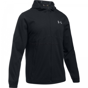ÁO UNDER ARMOUR MEN'S SWACKET SPRING BLACK 1289694-001
