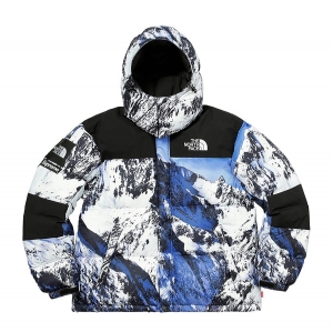 ÁO SUPREME X THE NORTH FACE 2017