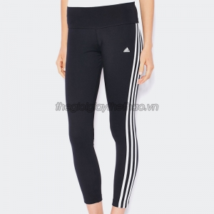 Quần nữ Adidas Essential 3 Stripe Tights S21020