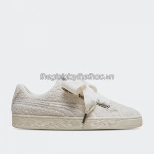 Giày Puma Basket Heart Teddy