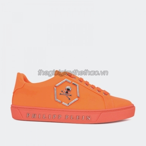 Giày thể thao Philipp plein philip puland men sports and leisure low-top shoes PP8M81PX001