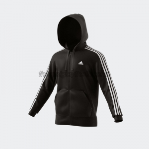 Áo adidas Essentials 3-Stripes Fleece Hoodie