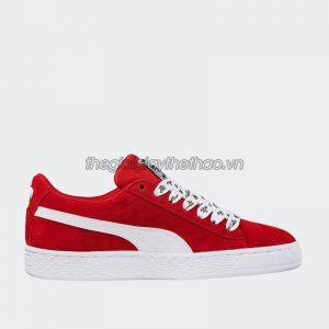Giày Puma Minions Suede Jr High Risk Red