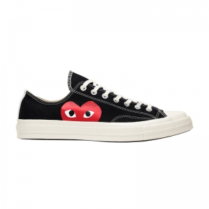 Giày CONVERSE ALL STAR OX x COMME DES GARCONS PLAY LOW