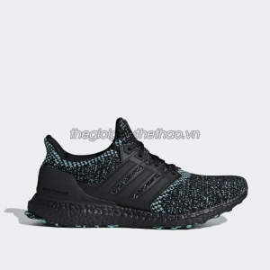 Giày thể thao Adidas UltraBoost 4.0 'Black True Green' EE3733