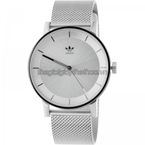 Đồng hồ Adidas District_M1 Silver