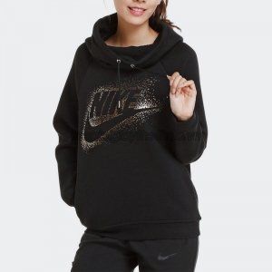 ÁO NỮ NIKE AS W NSW RALLY HOODIE METALIC 874115