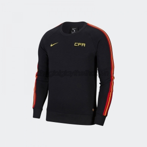 Áo Nike Chinese Team Men's Knit Round Neck Top New CU2051
