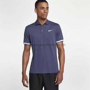 Áo Men's Nike Court Dry Tennis Polo-830850 498