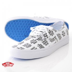 GIÀY VANS AUTHENTIC BARON VON FANCY