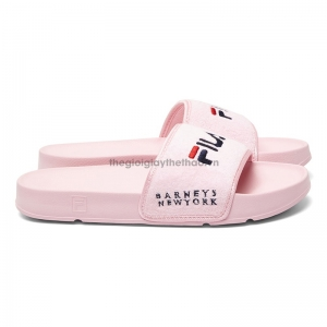 Dép Fila Barneys New York drifter slide