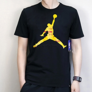 Áo nam Nike short sleeved mens 2018 summer Jordan basketball AJ casual sports T shirt