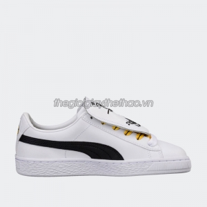 Giày Puma Minions Basket Tongue Jr