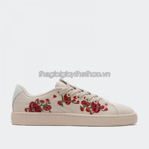 GIÀY PUMA X SUE TSAI BASKET CHERRY BOMBS