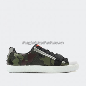 Giày Puma Clyde Zip MANHATTAN PORTAGE Burnt Olive