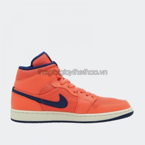 Giày Nike Air Jordan 1 Mid Turf Orange CD7240-804