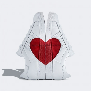 GIÀY ADIDAS SUPERSTAR 80S HALF HEART