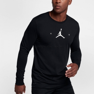 Áo nam Nike Jordan long-sleeved T-shirt 878387
